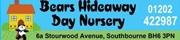 Bears Hideaway Nursery