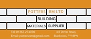 Potters Builders Merchants Ltd