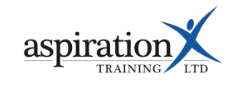 Aspiration Training Limited