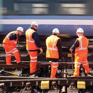 GetMyFirstJob | KJ Rail offer an Apprenticeship to a career as a Rail Engineer