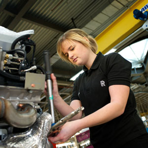 GetMyFirstJob | Start a career in Technical Assembly with Rolls-Royce Motor Cars