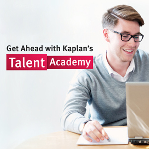GetMyFirstJob | Get Ahead with Kaplan's Talent Academy