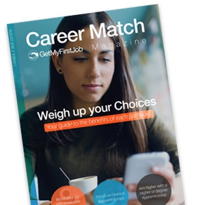 GetMyFirstJob | Read the 1st issue of Career Match Magazine