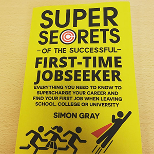 GetMyFirstJob | Book Review- Super Secrets of the Successful First-Time Jobseeker