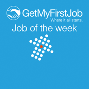 GetMyFirstJob | Job of the Week - Software Developer Apprentice