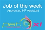 Job of the Week – Apprentice HR Assistant