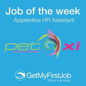 GetMyFirstJob | Job of the Week – Apprentice HR Assistant