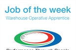 Job of the Week - Warehousing Operative Apprentice