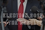 The Outcome of the General Election 2017