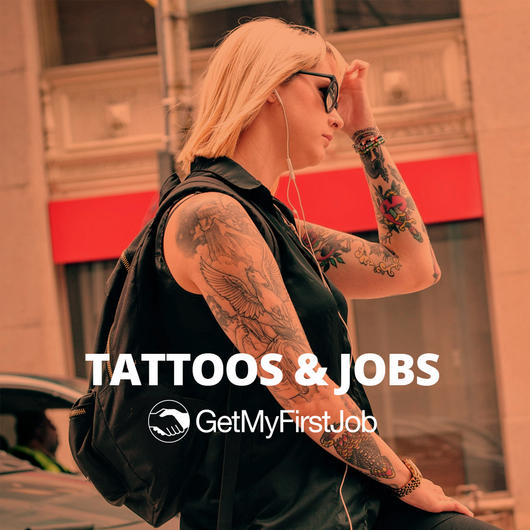 Do your tattoos affect whether you'll be employed?