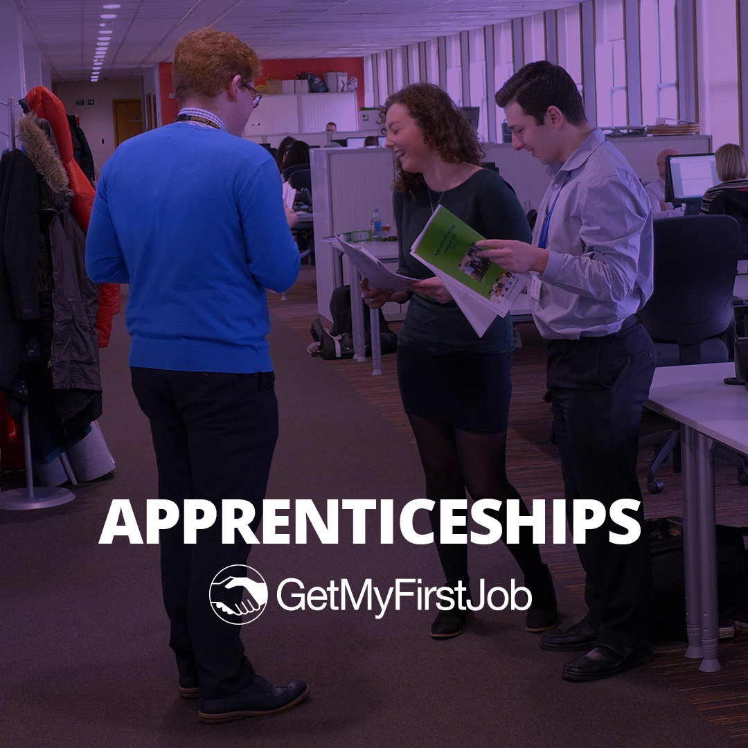 Why choose an apprenticeship?