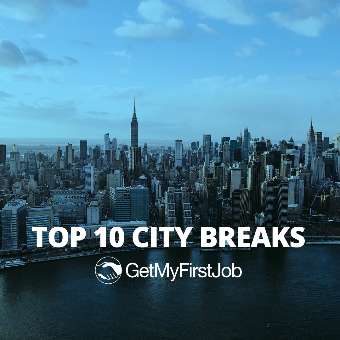 The 10 Most Affordable City Breaks