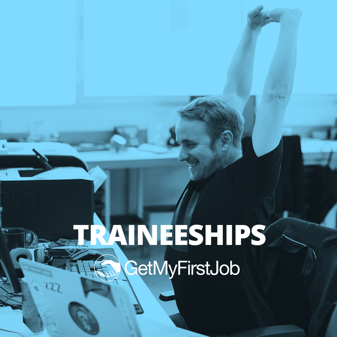 Boost your CV with a traineeship