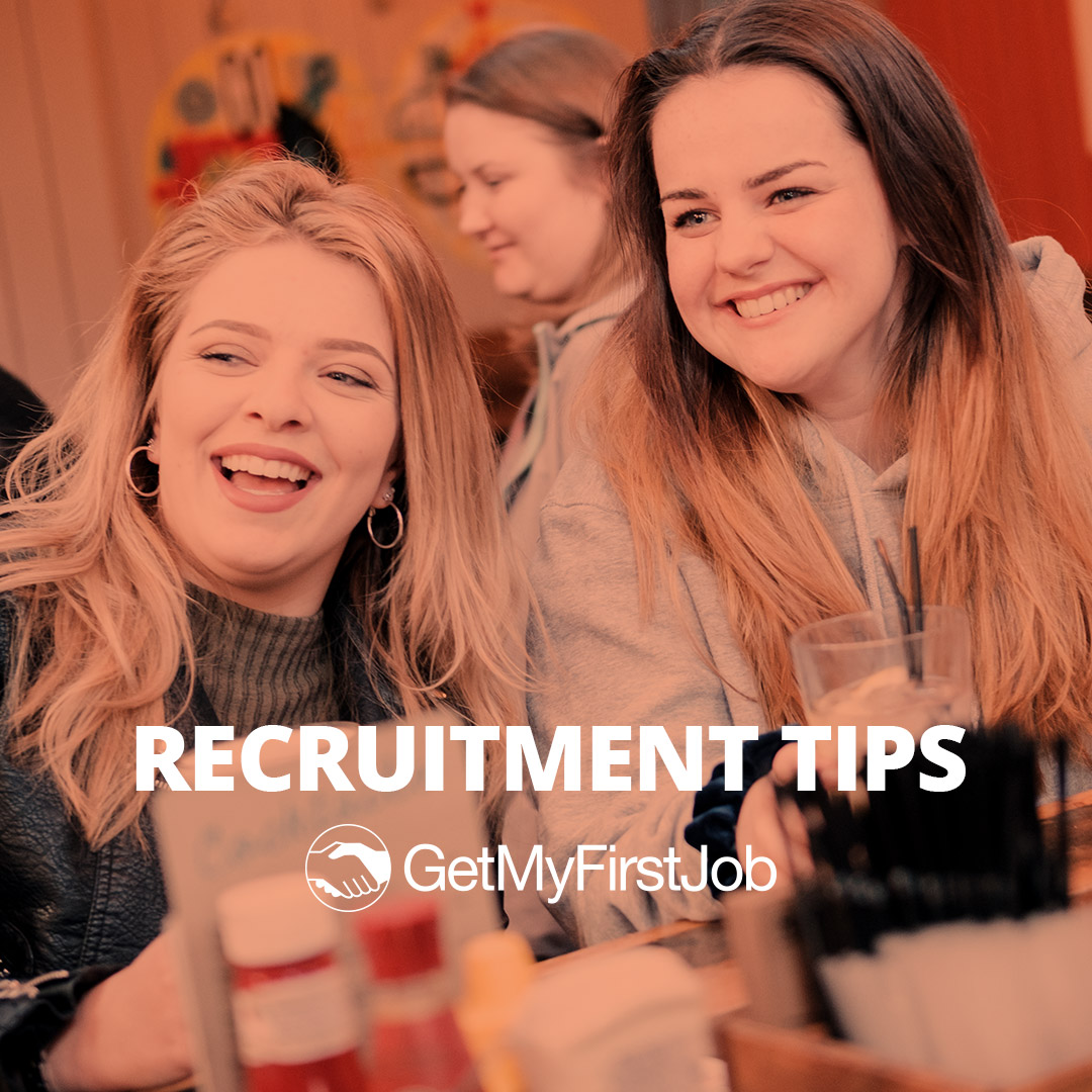 Advice from a GetMyFirstJob Recruiter