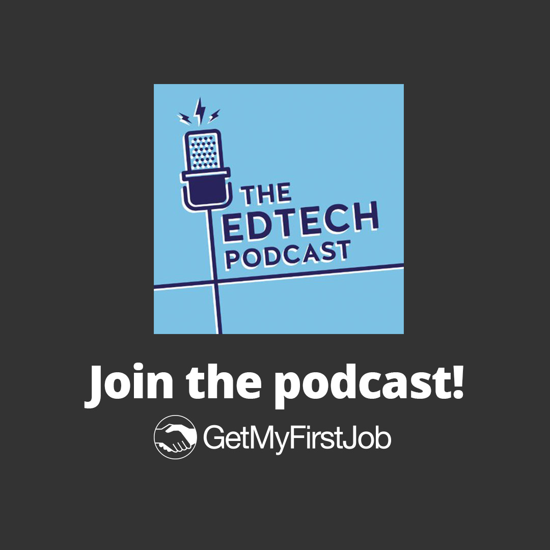 Edtech Podcast 'Edtech for future talent'