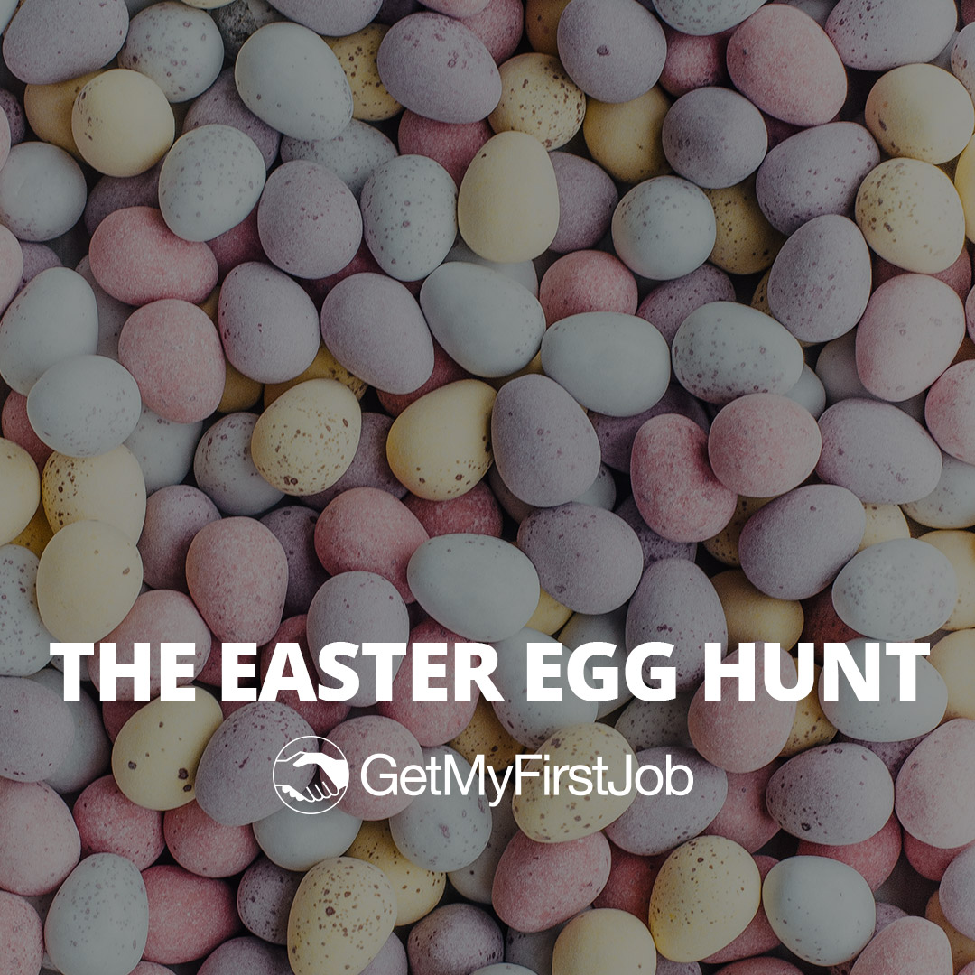 Is the real Egg hunt finding an apprenticeship?