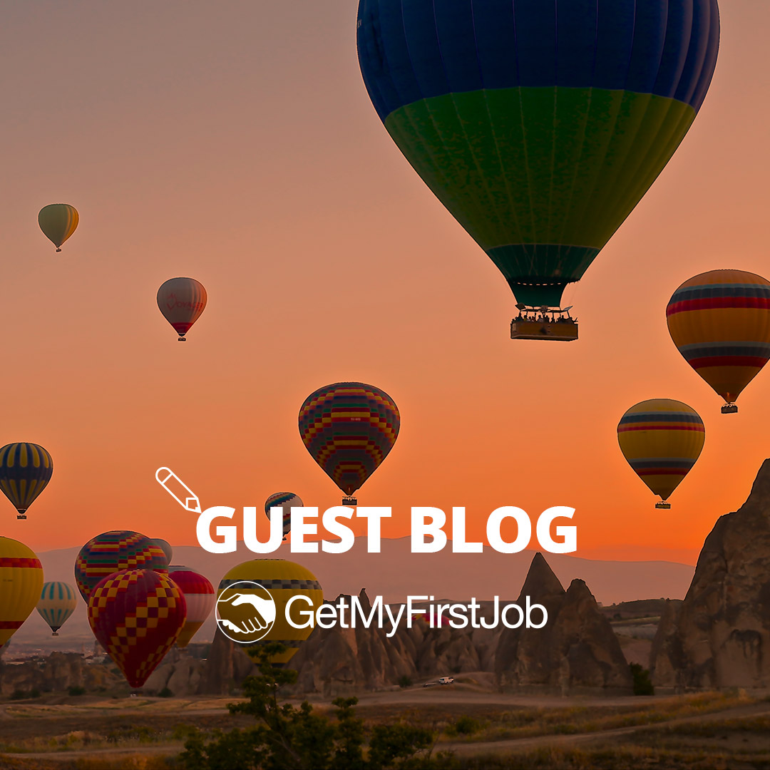 GUEST BLOG: Get to where you want.