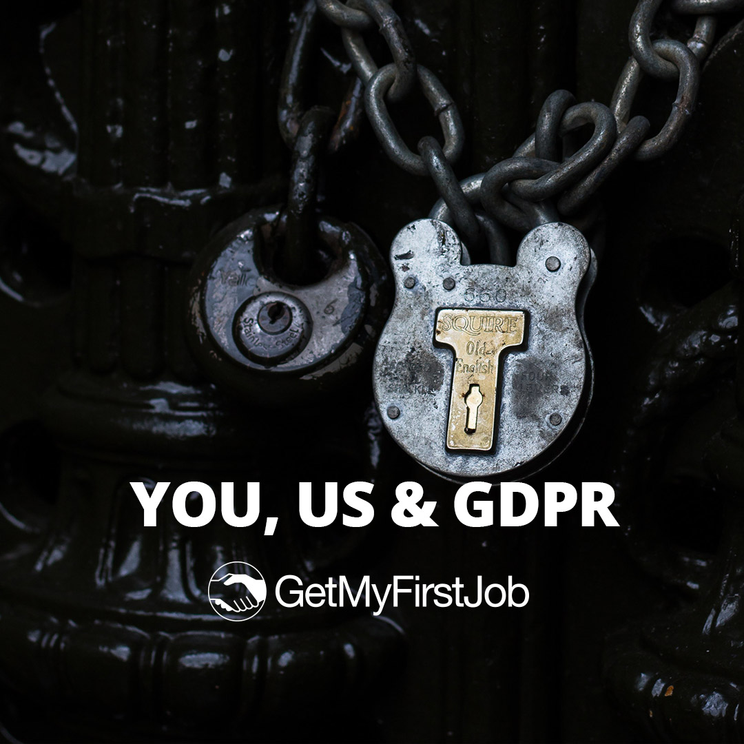 What does GDPR mean for you & us?