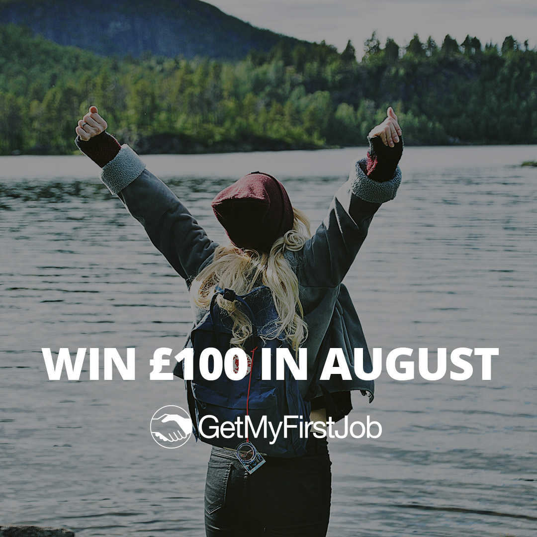 Win a £100 Amazon Voucher - register in August!