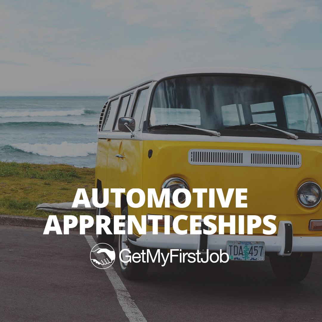 Get that automotive apprenticeship