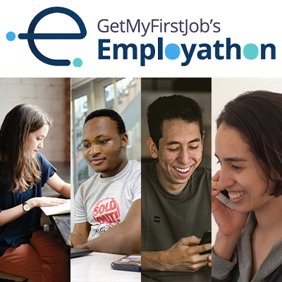 Apply now for GetMyFirstJob's Employathon