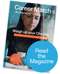 View The Career Match Magazine | GetMyFirstJob
